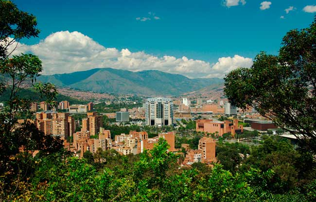 Medellin is capital city of the department of Antioquia and the second largest city in Colombia.